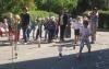 Маленькі пішоходи вивчають в садках азбуку дорожнього руху