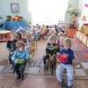 Місячник «Увага! Діти – на дорозі!» для дошкільнят м. Артемівська