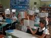 Відповідно до плану роботи відділу освіти Артемівської міської ради завершився місячник всеобучу в Артемівській школі №18.