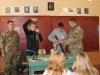 Практичні заняття з предмета «Захист Вітчизни». До Часовоярської загальноосвітньої школи І-ІІІ ступенів №15 завітали військовослужбовці, підрозділи яких дислокуються в місті.