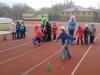 10 листопада з метою прищеплення у дітей здорового образу життя відбулася спортивна розвага в іграх та забавах.