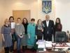 10 березня 2016 року координатор  Посольства  Естонії Анастасія Михайлова та школярка 8 класу з Естонії Анна Брит відвідали Бахмут, щоб дізнатися, в який ще допомоги потребують військовослужбовці, переселенці і мирні жителі.