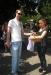 """24 мая 2011 года в г.Артемовске проводились Мероприятия, приуроченные Дню памяти людей, умерших от СПИДа """"Знаю. Поддерживаю. Помню."""""""