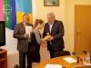 Найвправнішим представникам різних видів спорту нашого міста вручили стипендії та сувеніри від міської ради Бахмута та міського голови Олексія Реви.