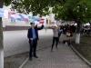 У Бахмуті пройшли заходи з нагоди Дня Європи