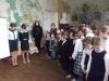 У Бахмутській загальноосвітній школі-інтернаті І-ІІ ступенів №1 пройшов загальношкільний мітинг-реквієм «Не згасне пам'ять і вічна слава», присвячений 72-річчю з Дня звільнення України від фашистських загарбників.
