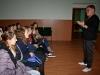 3 листопада зі студентами перших курсів Артемівського педагогічного училища пройшла бесіда з лікарем-наркологом Карповим Вадимом Івановичем.