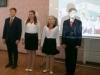 Учні Бахмутської школи №5 були залучені до святкування Дня українського добровольця.