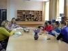 8 квітня 2017 року, напередодні Великодніх свят, в центральній міській бібліотеці відбувся майстер-клас з виготовлення великоднього зайця.
