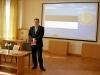 20 квітня 2017 року в центральній міській бібліотеці проходив захід, присвячений вшануванню пам'яті класика естонської та світової літератури Юхана Лійва, під егідою посольства Естонії в Україні.