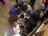 Близько 250 учнів Бахмутських шкіл та студентів вдруге отримали можливість взяти участь у молодіжній акції нового формату – смарт-вечерці, мета якої була спрямована на профілактику підліткового насильства.