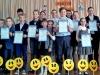 У Бахмутській школі №5 відбувся щорічний захід, на якому визначали класні колективи, що стали переможцями у загальношкільному рейтинговому змаганні «Золота гілочка – 2017».