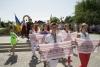 Донеччина відзначає своє 85-річчя. Святкування почалося у Бахмуті.