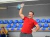 """5 липня на спортивній базі стадіону """"Металург"""", в рамках спартакіади яка проводиться серед військових підрозділів зони проведення АТО по 4 видам спорту (волейбол, міні - футбол, гиря, армрестлінг) проходили змагання з гирьового спорту та армреслінгу."""