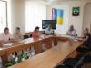24 липня 2017 року у адміністративній будівлі Бахмутської міської ради Олексій Рева провів наради стосовно життєдіяльності міста.