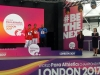 Бахмутчанін, член збірної команди України, МСМК - Дмитро  Ібрагімов прийняв участь у  чемпіонаті світу з легкої атлетики серед спортсменів з ураженнями опорно-рухового апарату  у Лондоні (Великобританія) який відбувся з 8 по 24 липня.