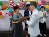 1 вересня на площі  Бахмутського педагогічного коледжу відбулось урочисте свято, присвячене Першому дзвонику.