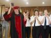06 вересня 2017 року в Горлівському інституту іноземних мов відбулася Посвята в першокурсники.