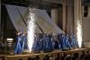 У Бахмуті пройшов обласний захід присвячений дню працівників нафтової, газової, нафтопереробної промисловості України.