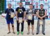 Переможці та призери міжнародного турніру з сумо.