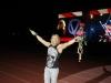 Яскраві номери подарували присутнім міські творчі колективи, після яких зірковий гість міста, український співак, композитор і автор багатьох популярних пісень Олег Вінник подарував усім присутнім концерт з новою програмою «Моя Душа».