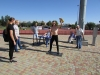 """16 вересня на стадіоні """"Металург"""" для дітвори, в честь святкування Дня міста проводились спортивні конкурси, в яких брали участь усі бажаючі."""