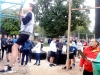 6 жовтня у м. Бахмут, на стадіоні «Металург»  пройшли змагання міської спартакіади серед допризовної молоді, присвячені Дню захисника України.