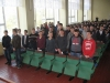 10 жовтня 2017 року в Бахмутському індустріальному технікумі ДонНТУ відбулася Посвята першокурсників у студенти.