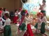 Напередодні Дня Українського козацтва у дошкільному навчальному закладі №10 «Кристалик» м. Бахмута було проведено спортивне свято для дітей середніх груп «Квіточка» та «Веселка».