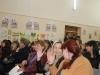 Учні підготувати концертну програму, організували виставку творчих робіт, малюнків. Для батьків організовано виставку-презентацію періодичної  та методичної літератури «Концепція «Нової української школи» – ідеологія реформи середньої освіти». Перед прису
