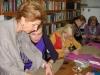 22 жовтня 2017 року в центральній міській бібліотеці, в рамках проекту «Підтримка згуртування та розвитку громад, що зазнали наслідків конфлікту на Донбасі» пройшов майстер-клас з виготовлення еко-сумки.