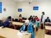 Семінар на тему «Техніка пошуку роботи. Підготовка резюме» відбувся 10 листопада у Артемівському міському центрі зайнятості.