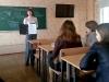 13 листопада 2017 року відбулися чергові профорієнтаційні уроки для учнів старших класів ЗОШ №12 та №24 м. Бахмут.