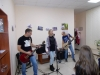 Напередодні Міжнародного Дня студента відбувся концерт чудового колективу, який вже давно відомий в Бахмуті та за його межами, кавер-бенду «ЧасЫ».