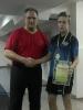 4-5 січня відділенням тенісу КДЮСШ №1 було проведено турнір серед груп відділення. 17 хлопчиків і дівчаток, вихованців тренера Віталія Кібко змагалися за звання кращого тенісіста клубу.