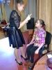 У Бахмутському міському Центрі дітей та юнацтва відбулась програма для підлітків «Модний вирок», де вихованці вели розмову про моду, стиль та смак.