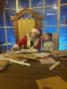 Під час зимових канікул учні 9-В класу Бахмутського НВК №11 з класним керівником Іриною Варкінтін відвідали столицю України.