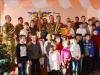 Під час зимових Різдвяних свят учні Бахмутської школи №4 приєдналися до Всеукраїнської акції «Різдвяна колядка», щоб привітати із святами та подарувати веселої коляди та святкового настрою військовослужбовцям.