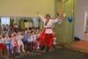 Напередодні свята Різдва до дитячого садочка №6 «Барвінок» м.Бахмута завітали колядники на розвагу «Різдвяна зірка».