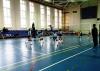 """09 – 11 лютого в  Бахмуті,  в ігровому залі стадіону """"Металург"""" проходили ігри чемпіонату Донецької області серед дівчат 2003 р.н. та молодше ."""