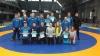 Обласні змагання з вільної боротьби в Бахмуті стали     репетицією чемпіонату України