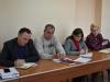 19 лютого 2018 року у Бахмутській міській раді відбулася робоча зустріч міського голови Олексія Реви з представниками організації «Людина у біді» щодо впровадження пілотного проекту для забезпечення житла ВПО