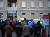 У Бахмуті пройшли пам'ятні заходи до річниці трагічних подій з дня виходу український військових підрозділів з Дебальцевського плацдарму
