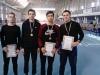 23-24 лютого у легкоатлетичному манежі стадіону «Металург» м.Бахмута відбувся чемпіонат Донецької області на честь ЗМС Валерія Подлужного.