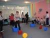 У закладі дошкільної освіти №49 «Кріпиш» м. Бахмута відбулося  спортивне дозвілля за участі батьків «Мій малюк зможе»