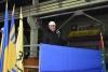 6 березня 2018 року голова Донцької обласної державної адміністрації разом з Бахмутським міським головою Олексієм Ревою в рамках робочого візиту голови ДонОДА відвідали ТОВ 'Кнауф Гіпс Донбас' у Соледарі.
