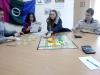 """11 березня в молодіжному центрі «Перспектива»  відбулась фінансова  бізнес-гра """"Щурячі перегони""""."""