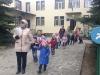 У рамках реалізації місячника протипожежної безпеки в закладі дошкільної освіти  №58 «Ясочка» м. Бахмута була проведена навчальна евакуація дітей та працівників з приміщень дошкільного закладу