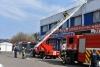 13 квітня представники 8-го Державного пожежно-рятувального загону Головного управління ДСНС України провели у ТЦ «Астрон» масштабні навчання.