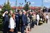 26 квітня 2018 року на площі бульвару Металургів м. Бахмуту біля пам'ятного знаку «Дзвін Чорнобиля» відбувся мітинг-реквієм, присвячений 32-й річниці чорнобильської трагедії.